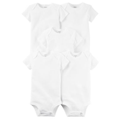 Carter's Little Baby Basics 5-Pk. Bodysuit