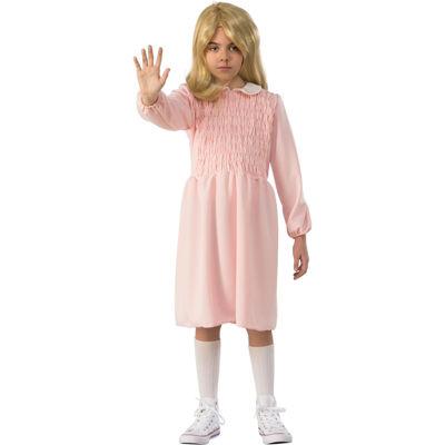 Stranger Things-Girls Eleven'S DressLarge
