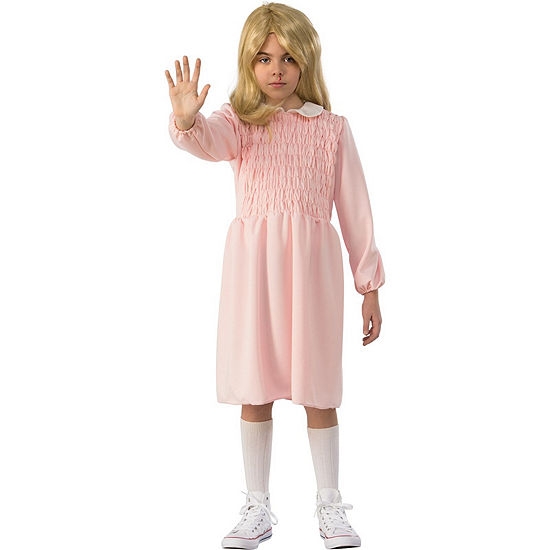 Stranger Things-Girls Eleven's Dress Large