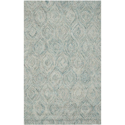 Safavieh Ikat Collection Cheshunt Geometric Area Rug