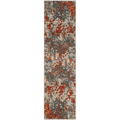 Safavieh Monaco Collection Doreen Abstract RunnerRug