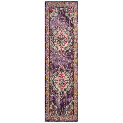 Safavieh Monaco Collection Clotilda Oriental Runner Rug