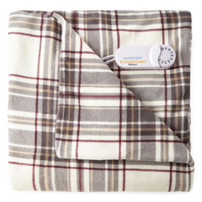 Biddeford™ MicroPlush Electric Throw