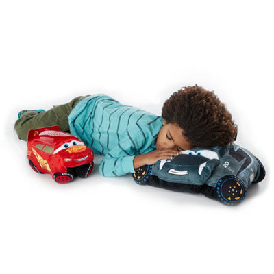 "Disney Cars Lightning McQueen 16"" Pillow Pet"