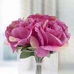 Pure Garden Rose Floral Arrangement
