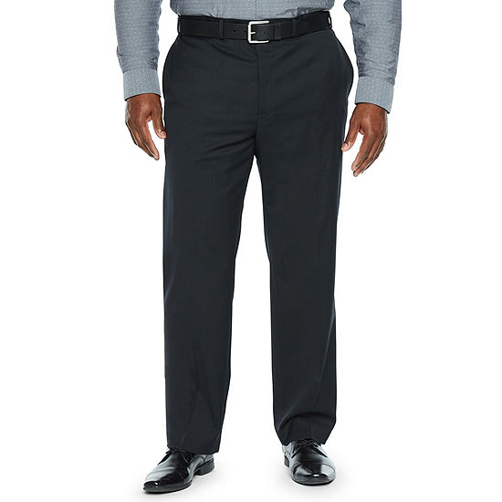 Collection by Michael Strahan  - Big and Tall Classic Fit Suit Pants