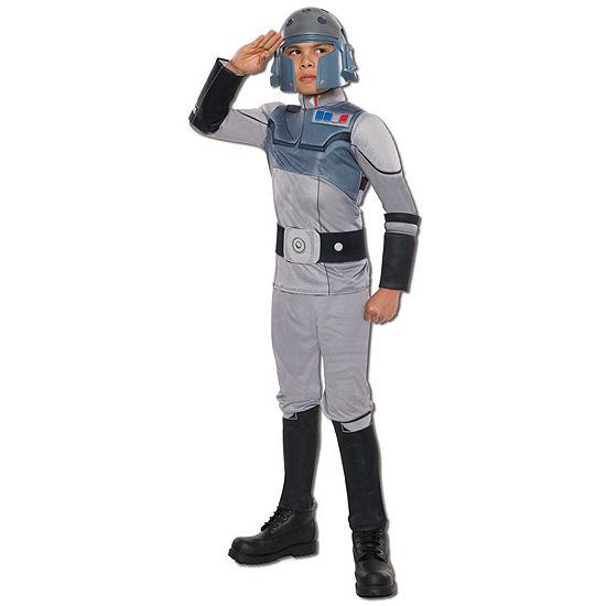 Star Wars Boys Dlx Agent Kallus Costume
