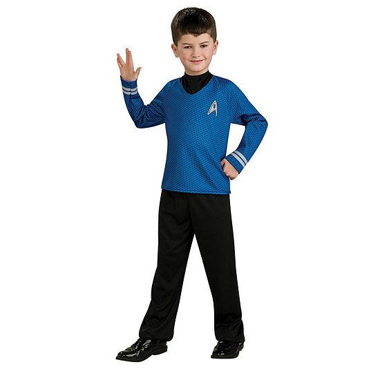 Star Trek Boys Spock Costume Boys Costume