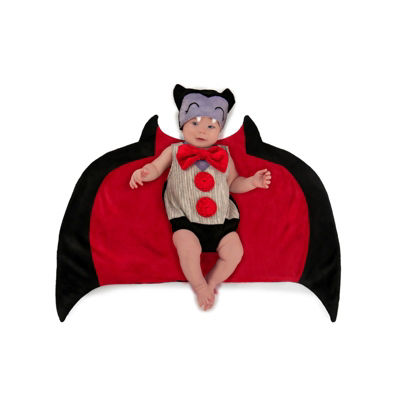 Swaddle Wings™ Drooly Drac Patent Pending