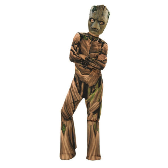 Marvel Avengers Infinity War Teen Groot Boys Costume