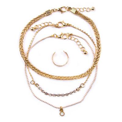 Arizona White 4-pc. Jewelry Set
