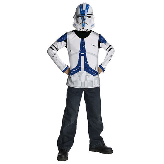 Star Wars Boys Clone Trooper Costume