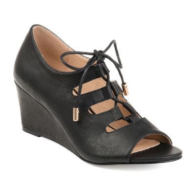 Journee Collection Womens Jc Kortlin Heeled Sandals