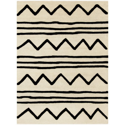 Safavieh Kids Collection Fion Geometric Area Rug