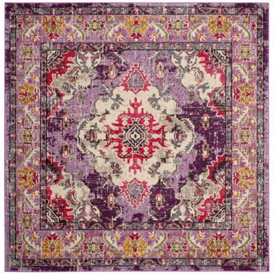 Safavieh Monaco Collection Clotilda Oriental Square Area Rug
