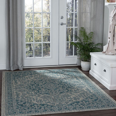 Veranda Vaux Traditional Area Rug