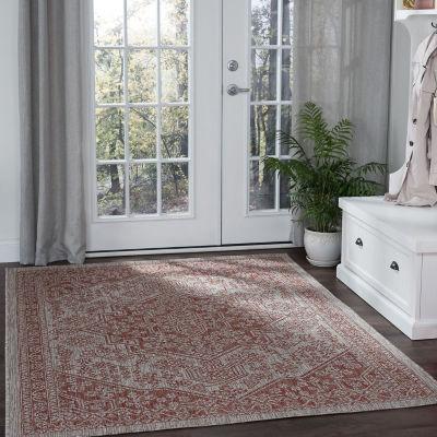 Tayse Vaux Rectangular Indoor/Outdoor Rugs