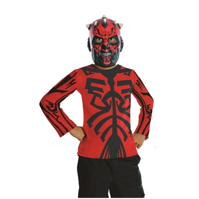 Star Wars Boys Darth Maul Costume