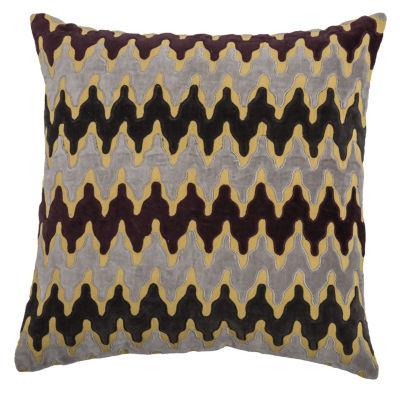 Rizzy Home Keegan Geometric Decorative Pillow