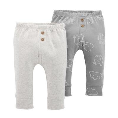 Carter's Little Baby Basics Pull-On Pants Boys