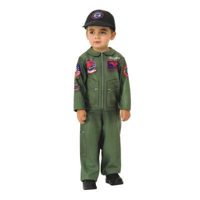 Top Gun Toddler Romper