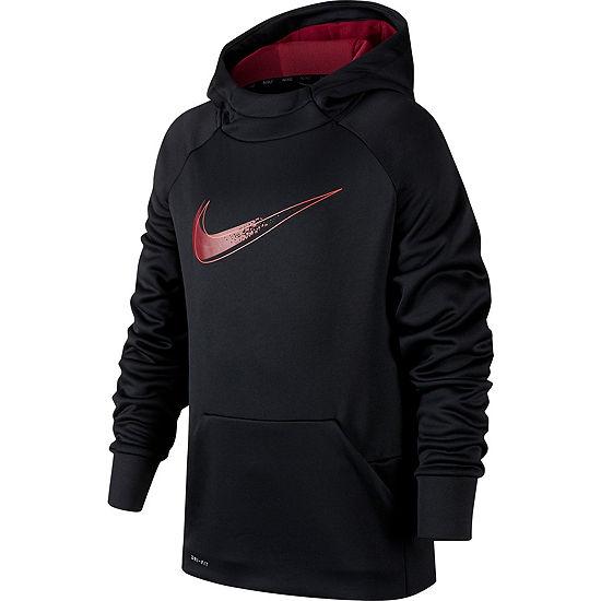 Nike Boys Hoodie-Big Kid