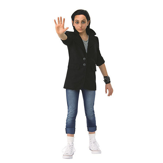 "Stranger Things-Girls Eleven'S ""Punk Look"" CostumeLarge"""