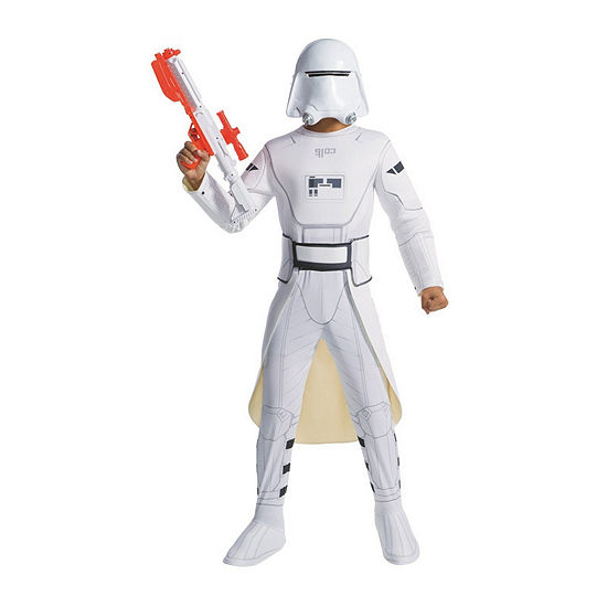 Star Wars Boys Dlx Snowtrooper Costume