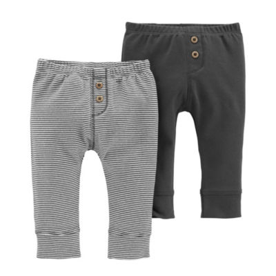 Carter's Little Baby Basics Pull-On Pants Unisex