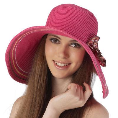 Phistic Women's Floppy Flower Sun Hat