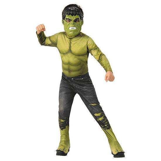 Marvel Avengers Infinity War Hulk Boys Costume
