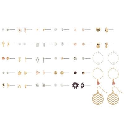 Decree 8mm Stud Earrings