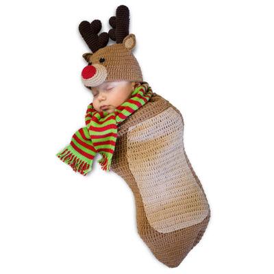 Randolph The Reindeer0-3 MONTHS