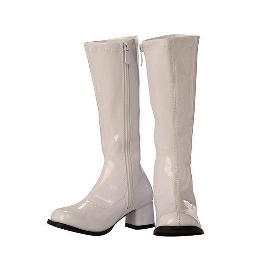 Child GoGo Boot White