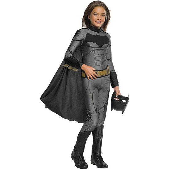 Justice League Girls Batman Jumpsuit