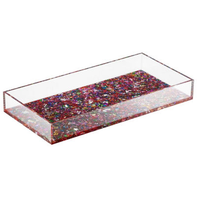 SEPHORA COLLECTION Glitter O'Clock Vanity Tray