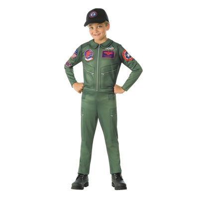 Top Gun Childrens Costume