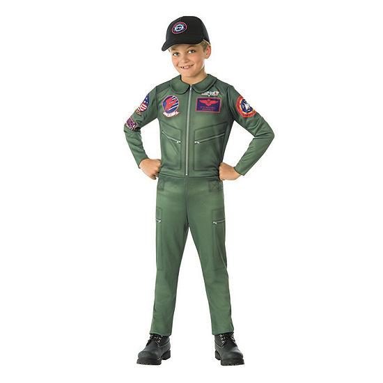 Top Gun Childrens Costume