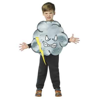 Storm Cloud Child Costume Small