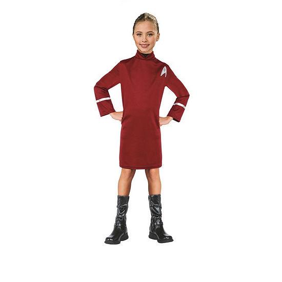 Star Trek Girls Uhura Costume