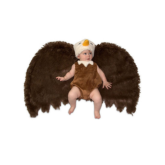 """""""Swaddle Wings™ Bald EaglePatent Pending - 0-3 MONTHS"""""""