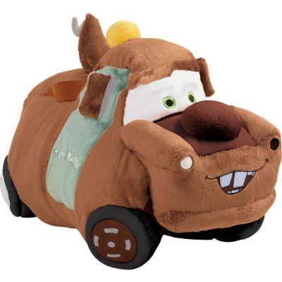 """Disney Cars Tow Mater 16"""" Pillow Pet"""