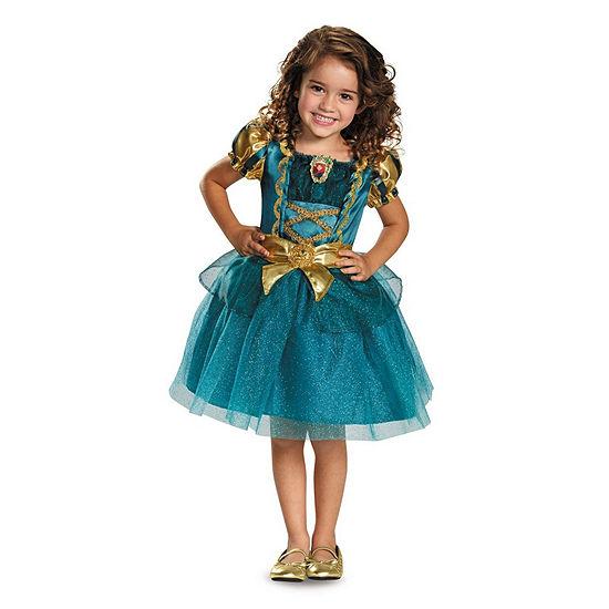 Brave  Merida Deluxe Toddler Costume 3T-4T