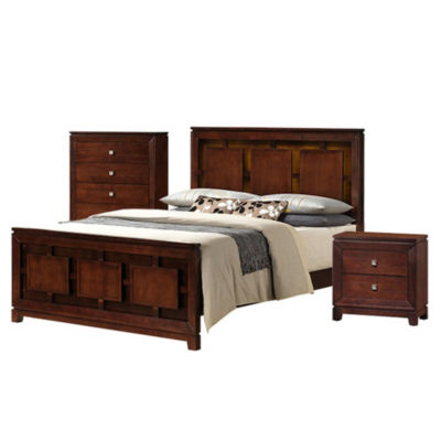 Picket House Furnishings Easton Panel 3-pc. Bedroom Set