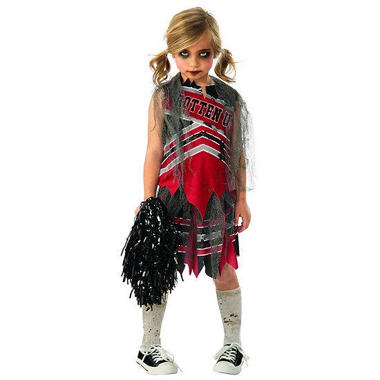 Spiritless Cheerleader Child Costume Costume