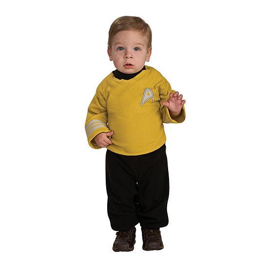 Star Trek Boys Captain Kirk Costume Boys Costume
