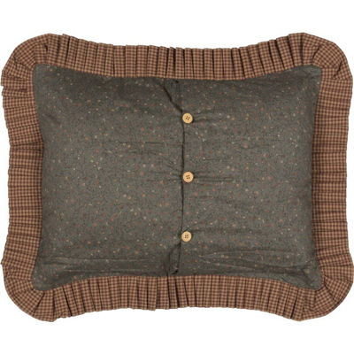 VHC Classic Country Primitive Bedding - CrosswoodsSham