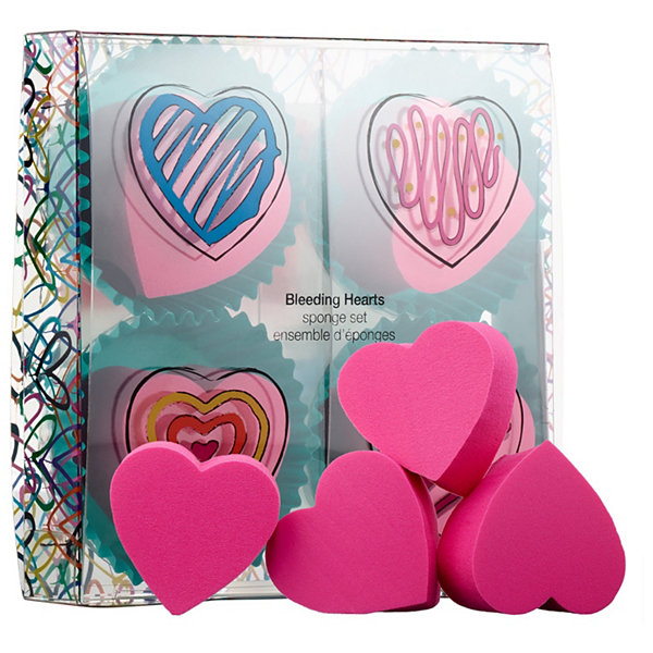SEPHORA COLLECTION J Goldcrown for Sephora Collection: Bleeding Hearts Sponge Set