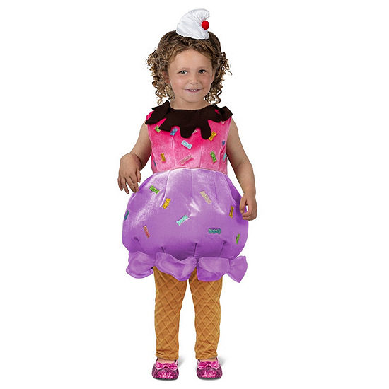 Toddler Ice Cream Sundae Costume