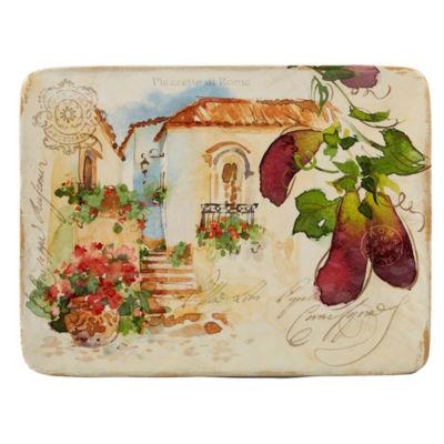 Certified International Piazzette Serving Platter